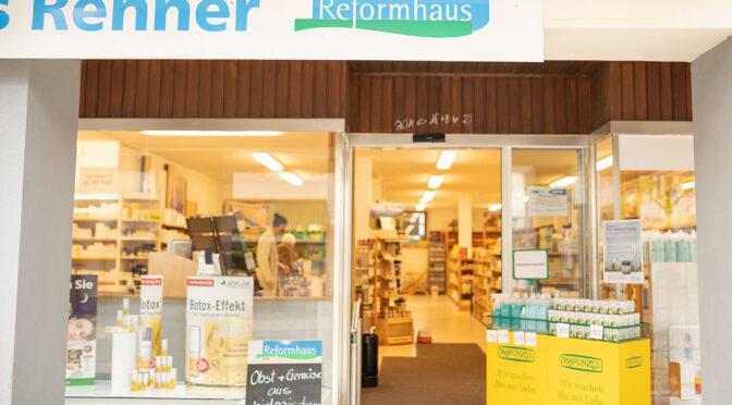 Bioladen / Reformhaus Renner