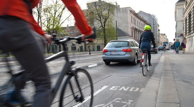 Endspurt beim Fahrradklimatest