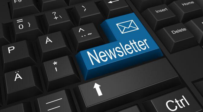 Newsletter jetzt auch Online